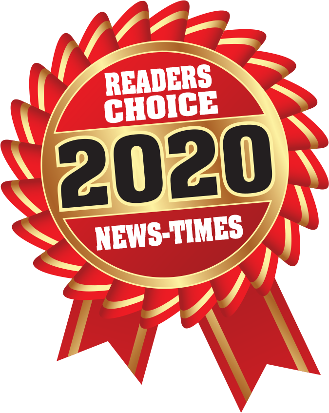 NEWS-TIMES READERS CHOICE